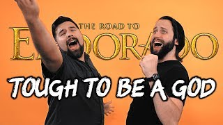 It's Tough to Be a God (The Road to El Dorado) - Metal Cover by Caleb Hyles and Jonathan Young