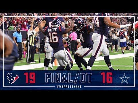 Dallas Cowboys vs Houston Texans Week 5 Sunday Night Football Recap | Cowboys Offense Is Garbage!