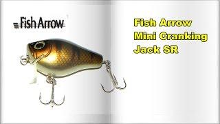 Fish arrow mini cranking jack mr