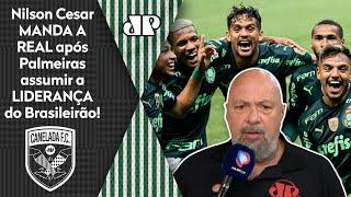 """""""O Palmeiras já é líder? Gente, uma coisa precisa ser dita…"""": Nilson Cesar manda a real"""