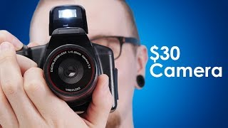 DONT Buy This $30 Camera   LOOTd Unboxing