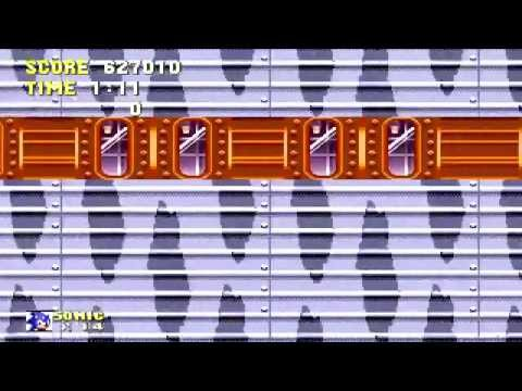 Sonic 3D (Saturn) - Final Boss (Sega Genesis Remix) - смотреть
