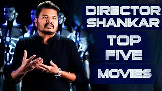 Top 5 Movies of Director Shankar | Kollywood | #Nettv4u