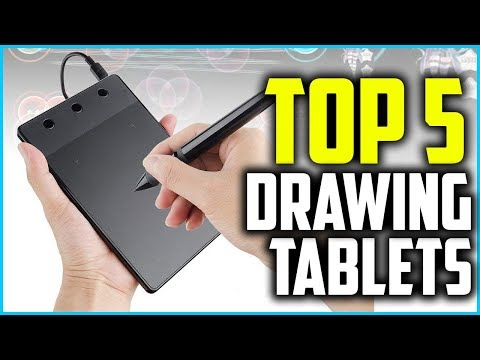Best Drawing Tablets In 2019