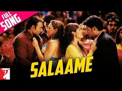 Salaame - Full Song | Dhoom | Abhishek Bachchan | Uday Chopra | John Abraham | Esha Deol | Rimi Sen