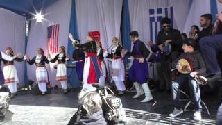 Greek Independence Day~NYC~2016~Traditional Greek Dancers~NYCParadelife