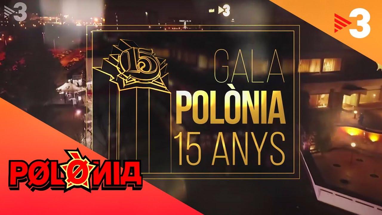 La gala dels 15 anys del 'Polònia'