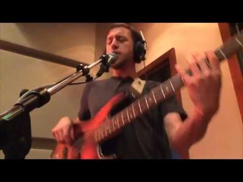 "My group covering 'Fleetwood Mac's'  ""The Chain"". May 2015 at ChromeAttic studios"