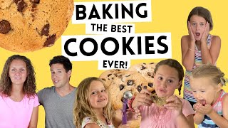 LIVING THE WAY Vlog // Baking The Best Cookies Ever!