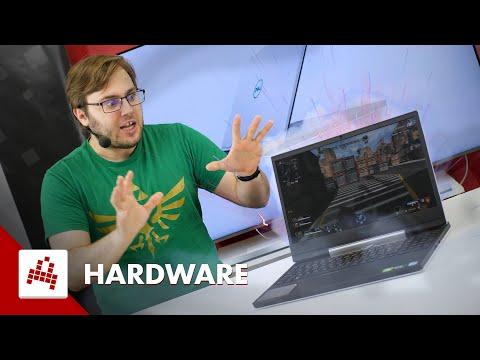 Nabušený notebook s RTX grafikou. Dokáže obstát v našem testu?