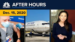 How airlines like United are using passenger planes to transport the Covid vaccine: CNBC After Hours