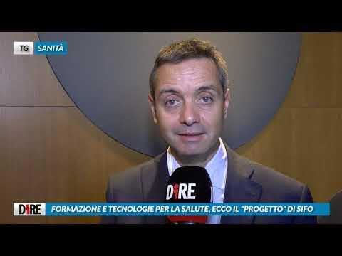 TG SANITA' AGENZIA DIRE FORMAZIONE E TECNOLOGIE