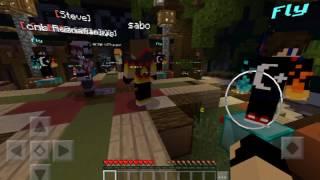 Cách vào sever ai là kẻ giết người trong Minecraft pe ( Minecraft pe 1.1.0.9