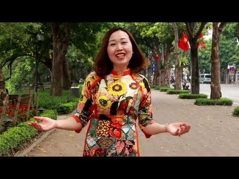 Hãy đến với những con người Việt Nam ( (Phiên bản Chiến thắng mùa Covid - 19) do các cô giáo trường Mầm non Mỹ Đình 1 trình bày