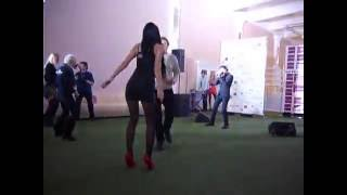 Новый танец Николая Должанского
