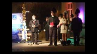 Krosno: 80-lecie odsłonięcia pomnika Ignacego Łukasiewicza w Krośnie