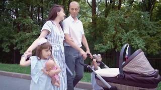 Возвращение домой | Будни папы 4 детей - Немного личного видео