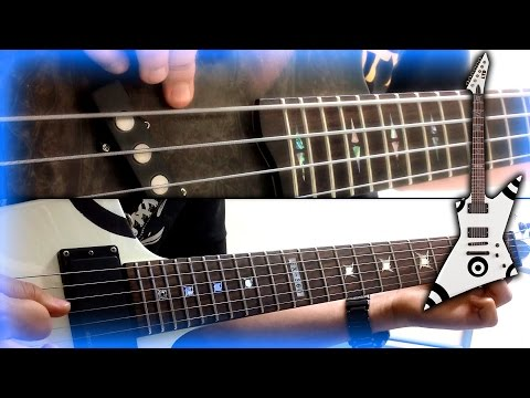 Metallica - Master of Puppets - Guitar & Bass Dual Cover - HD