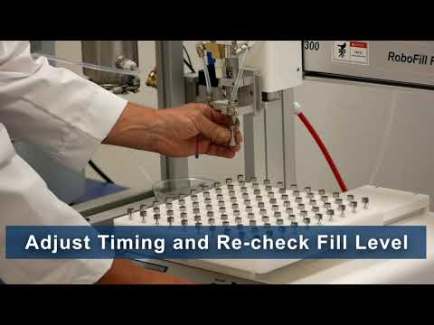 Schaefer Technologies Inc. STI RoboFill RF300 – Filling Capsules