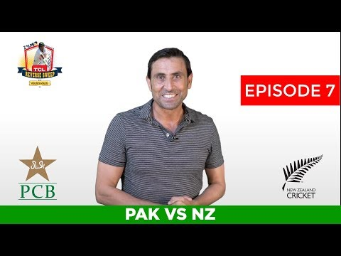 TCL Reverse Sweep with Younis Khan | Pakistan vs New Zealand | Episode 7 | Cricket World Cup 2019
