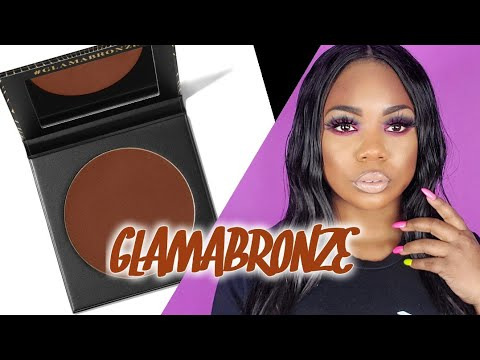 Glamabronze Face & Body Bronzer by Morphe #3