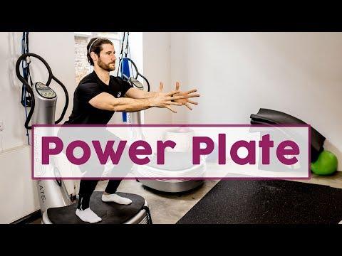 Power Plate - effektives Ganzkörpertraining mit Spaßfaktor   FITNESS