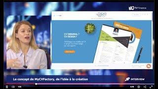TVFinance - Pauline Lahary - MYCVFACTORY - 9/04/19