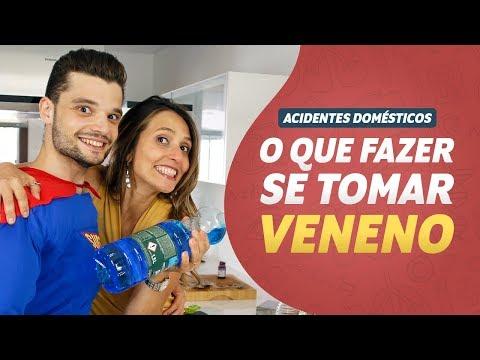 Imagem ilustrativa do vídeo: O que fazer se TOMAR VENENO I Acidentes Domésticos #02