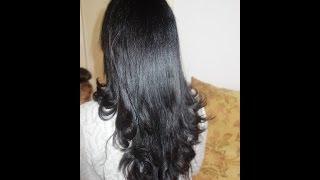 Como cortar el pelo en capas v