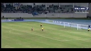 Highlights Arema Cronus Vs Madura United   Semi Final Piala Gubernur Kaltim 2016