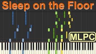 The Lumineers - Sleep on the Floor I Piano Tutorial by MLPC