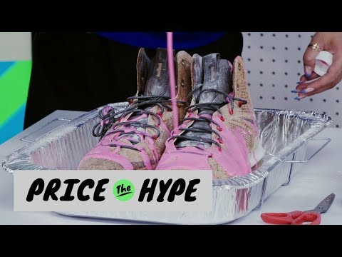 ad4b5b93cf410 Can This Sneakerhead Save His Cork Nike LeBrons From Being Trashed ...