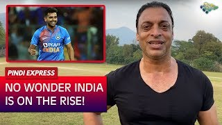 Shoaib Akhtar   India Is On An Another Level   Ind vs Ban T20   Deepak Chahar   Pindi Express News