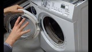 AEG Lavamat washing machine strip down - Sealed drum can't fix :-(