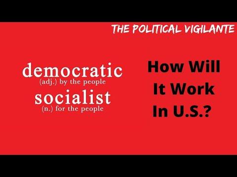Graham Explains Democratic Socialism's Uses In America
