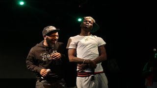The New York City Roast Session Show #2 with Karlous Miller, DC Young Fly and Chico Bean