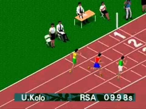 Olympic Summer Games - (Sega Genesis/Mega Drive)