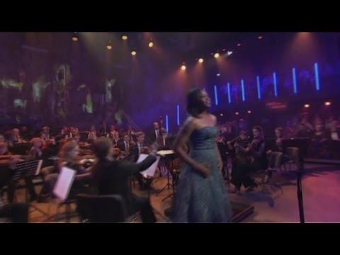 La soprano qui impressionne le monde