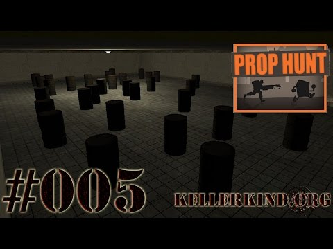 Prop Hunt #5 – Reingeglitcht und ausgetrickst ★ We play Garry's Mod: Prop Hunt [HD|60FPS]