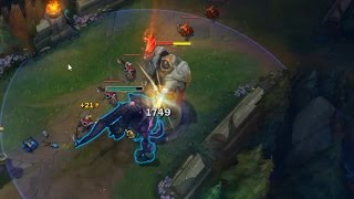 New rift herald dances and does insane damage to towers!