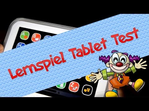 Fisher-Price Lernspaß Tablet Test & Review 👶
