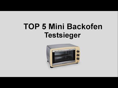 ᐅ Top 5 Mini Backofen Testsieger - Mini Backofen Test Vergleich