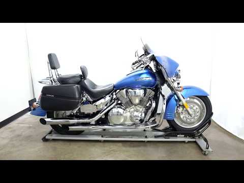 2007 Honda VTX™1300R in Eden Prairie, Minnesota - Video 1