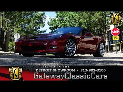Video of 2010 Chevrolet Corvette Offered by Gateway Classic Cars - Detroit - L8QM
