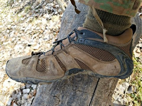 Merrell Chameleon Prime Hiking Shoes First Review