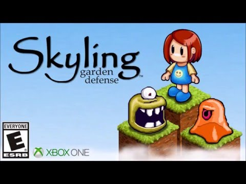 Skyling: Garden Defense Xbox One Trailer thumbnail