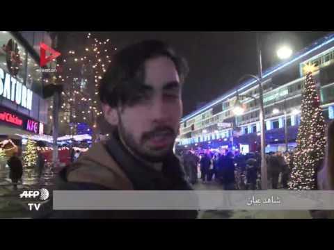 مجزرة سوق الميلاد في برلين اعتداء ارهابي اوقع 12 قتيلا