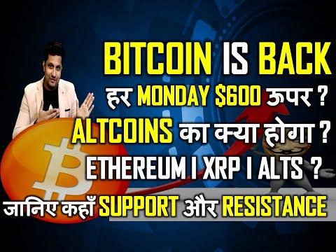 Kaip uždirbti vieną bitcoiną per dieną