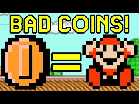 COINS KILL YOU! in Super Mario Bros  3 | Bad Coins Rom Hack