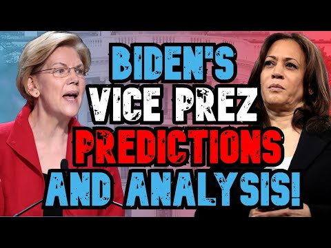 Analyzing Biden's Possible Vice Presidents | Who Will be Biden's VP?